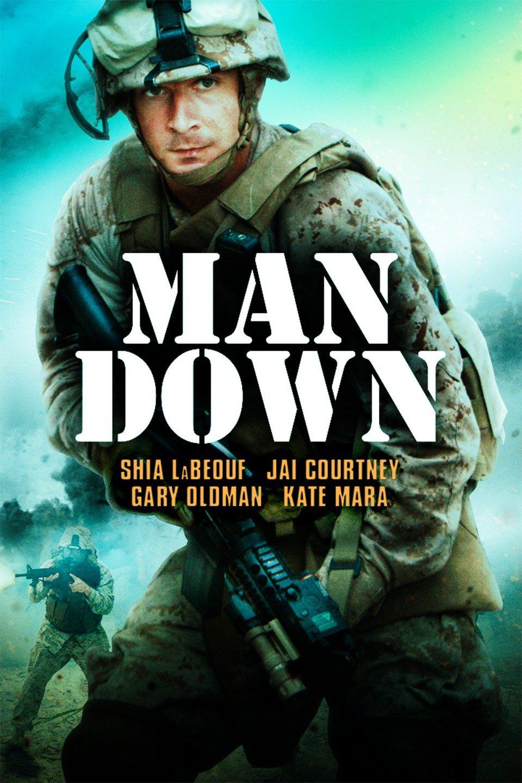 man-down