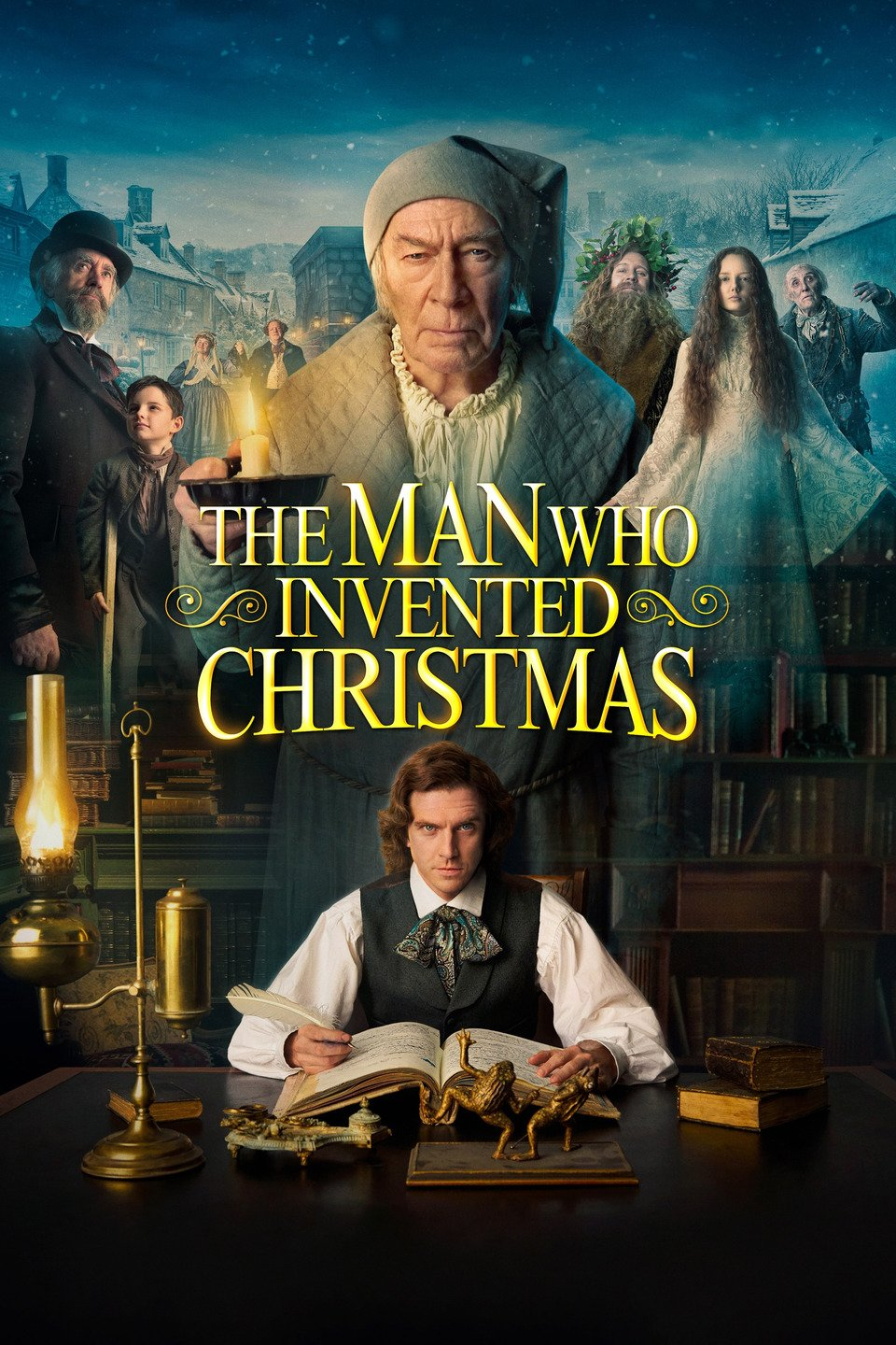 Movies at northfield stapleton denver the man who invented christmas ccuart Image collections